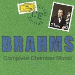Various - Collectors Edition: Brahms- Complete Chamber Music