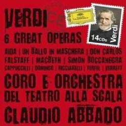 Claudio Abbado - Collectors Edition: Verdi- 6 Great Operas