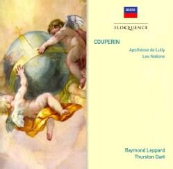 Raymond Leppard - Couperin: Lapotheose De Lully/Les Nations