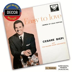 Roland Orchestra Shaw - Most Wanted Recitals!: Cesare Siepi- Easy To Love (Songs Of Cole Porter)