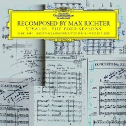 Konzerthaus Kammerorchester Berlin - Recomposed By Max Richter: Vivaldi- The Four Seasons