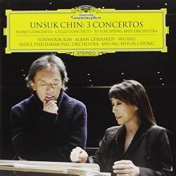 Sunwook Kim - Unsuk Chin: 3 Concertos