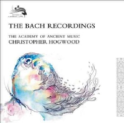 Christopher Hogwood - The Bach Recordings