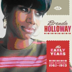Brenda Holloway - The Early Years: Rare Recordings 1962-1963