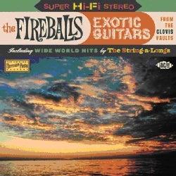 Fireballs - Exotic Guitars from The Clovis Vaults