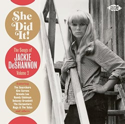 Various - She Did It!: The Songs Of Jackie Deshannon Volume 2
