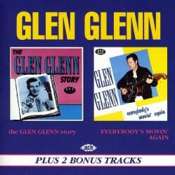 Glen Glenn - Glen Glenn Story/Everybody's Movin