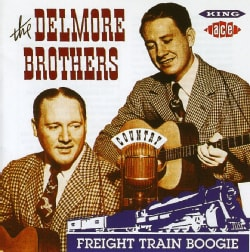 Delmore Brothers - Freight Train Boogie