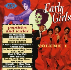Various - Early Girls Volume1 Popsickles & Icicle