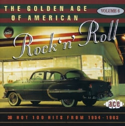 Various - Golden Age of American Rock N Roll V6