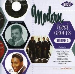 Various - Modern Vocal Groups Volume 5