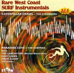 Various - Rare West Coast Surf Instrumentals