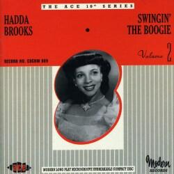 Hadda Brooks - Swingin' the Boogie Volume 2