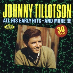 Johnny Tillotson - All His Early Hits & More