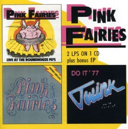 Pink Fairies - Live at the Roundhouse