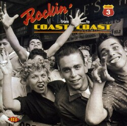 Various - Rocking From Coast to Coast Vol 3