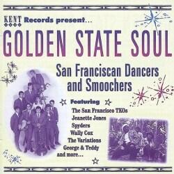 Various - Golden State Soul:San Franciscan