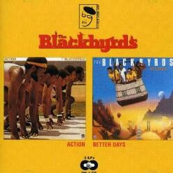 Blackbyrds - Action/Better Days