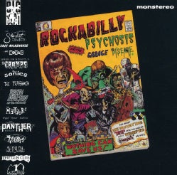 Various - Rockabilly Psychosis & Garage Disease