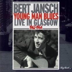 Bert Jansch - Young Man Blues Live in Glasgow