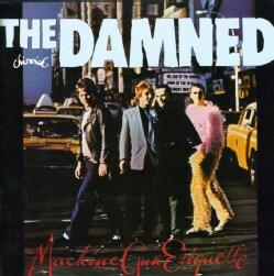 Damned - Machine Gun Etiquette 25th Anniversary
