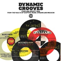 Various - Dynamic Grooves