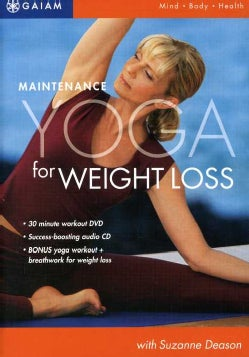 Maintenance Yoga For Weight Loss (DVD)