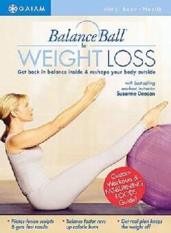 Balance Ball For Weight Loss (DVD)