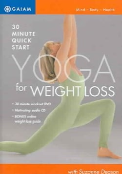 Quick Start Yoga For Weight Loss (DVD)