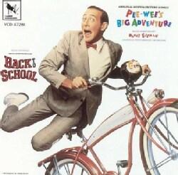 Danny Elfman - Pee Wee's Big Adventure/Back to School