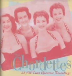 Chordettes - 25 All Time Greatest Hits