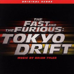 Brian Tyler - The Fast and the Furious: Tokyo Drift (OSC)