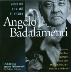 Angelo Badalamenti - Music For Film And T (OSC)