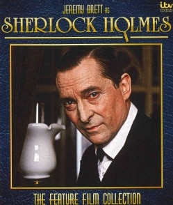 The Sherlock Holmes Feature Film Collection (Blu-ray Disc)