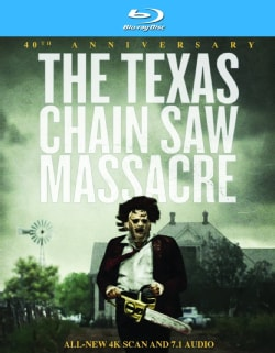 The Texas Chain Saw Massacre (40th Anniversary Edition) (Blu-ray Disc)
