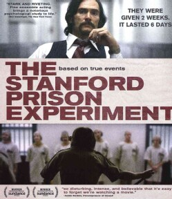 The Stanford Prison Experiment (Blu-ray Disc)