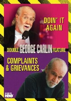 George Carlin Double Feature: Complaints & Grievances/Doin' It Again (DVD)