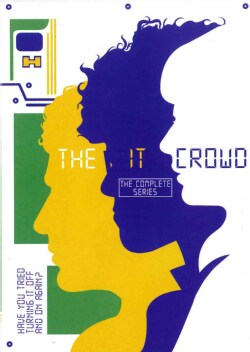 The IT Crowd: The Complete Series (DVD)