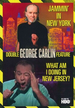George Carlin: Jammin' In NY/What Am I Doing In New Jersey? (DVD)