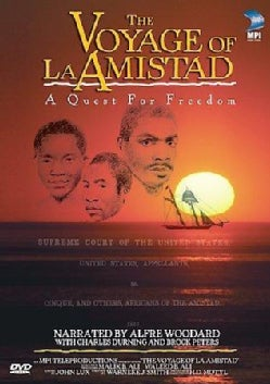 The Voyage of La Amistad: A Quest For Freedom (DVD)