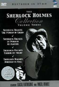 Sherlock Holmes Collection Vol 3 (DVD)
