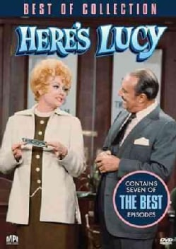 The Best of Here's Lucy (DVD)