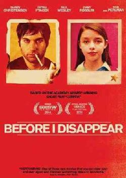 Before I Disappear (DVD)