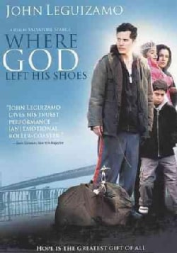 Where God Left His Shoes (DVD)