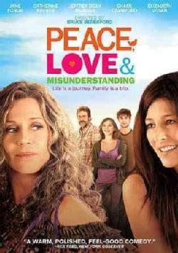 Peace, Love and Misunderstanding (DVD)