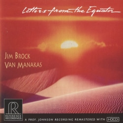 Jim Brock - Letters from the Equator