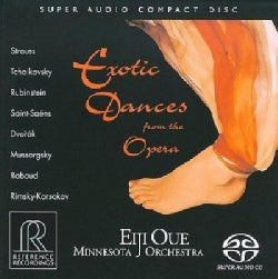 Minnesota Orchestra - Exotic Dances from the Opera