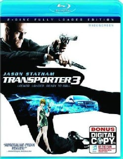 Transporter 3 (Blu-ray Disc)
