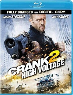 Crank 2: High Voltage (Blu-ray Disc)