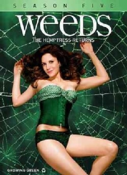 Weeds: Season 5 (DVD)